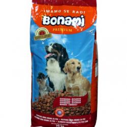 Bonami briketi za psa govedina 10kg