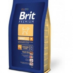 Brit Premium Junior Medium 15 kg