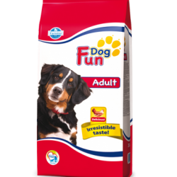 Hrana za psa  Fun Dog - Adult 10kg