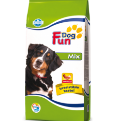 Hrana za psa Fun Dog  MIX 10kg