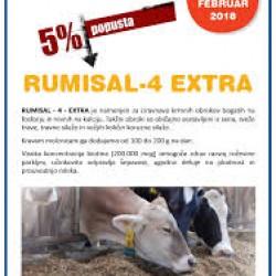 RUMISAL 4 EXTRA 15 kg