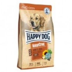 Happy Dog Natur Croq Rind & Reis