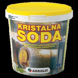SODA KRISTALNA 1KG - AGROLIT